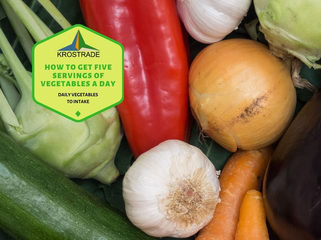 Use fruit and vegetables as ingredients
