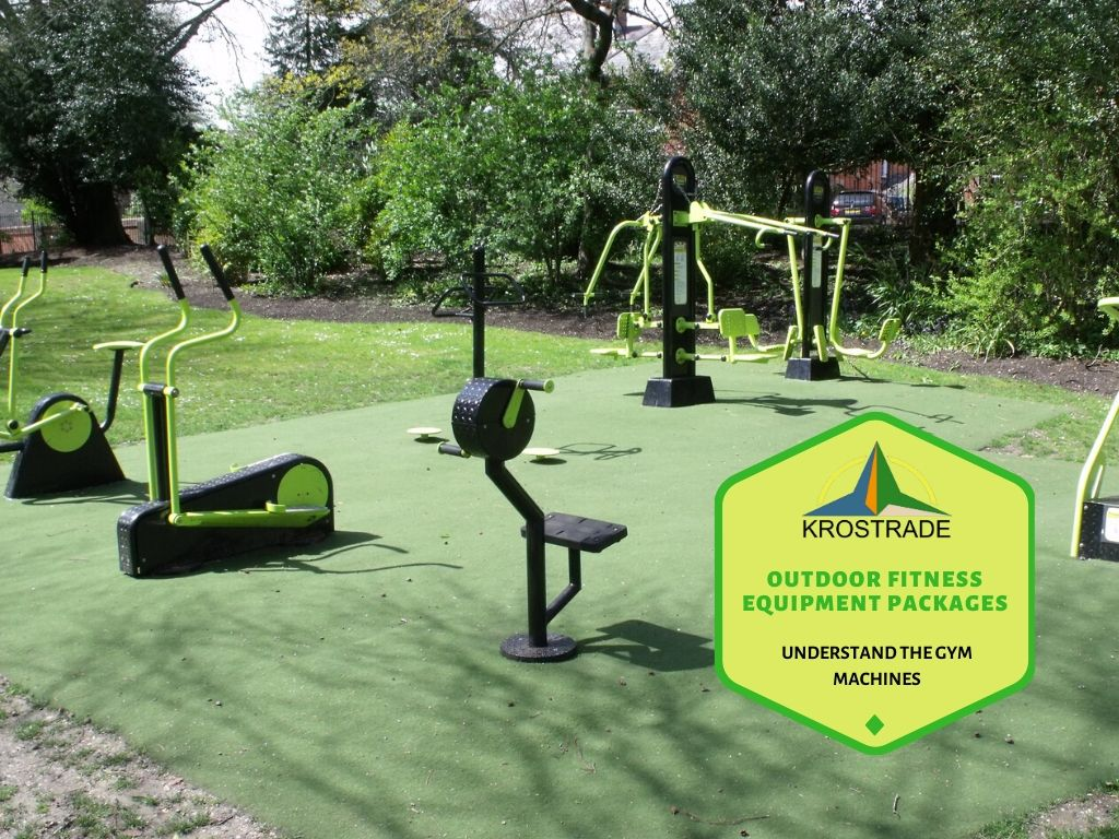 Which Outdoor Fitness Equipment Packages Are Right For You - Krosagro
