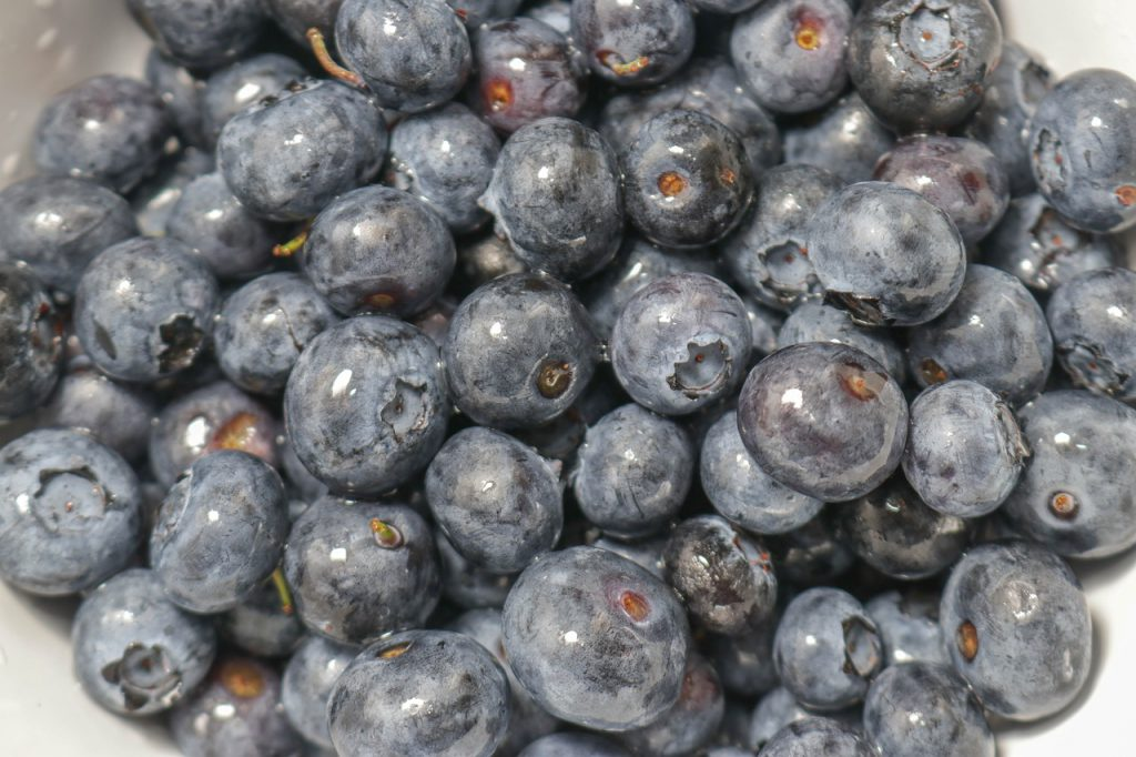 What Is Serving Size Of Blueberries Per Day