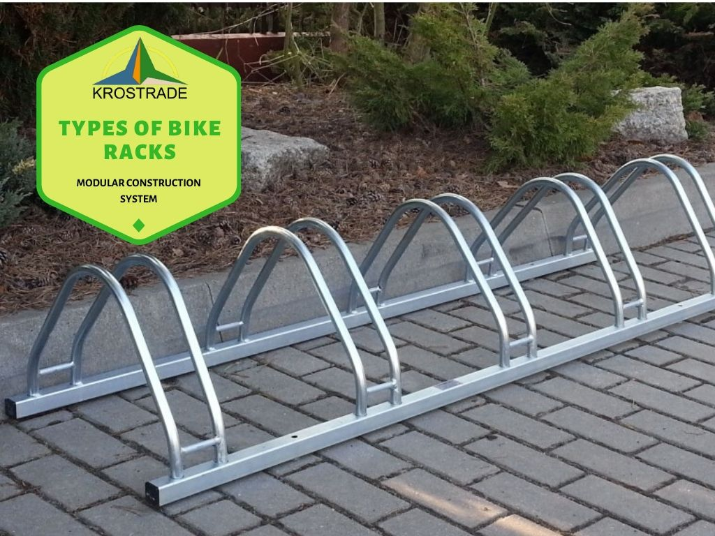 Now with the modern era, new secured bicycle racks came into the forefront