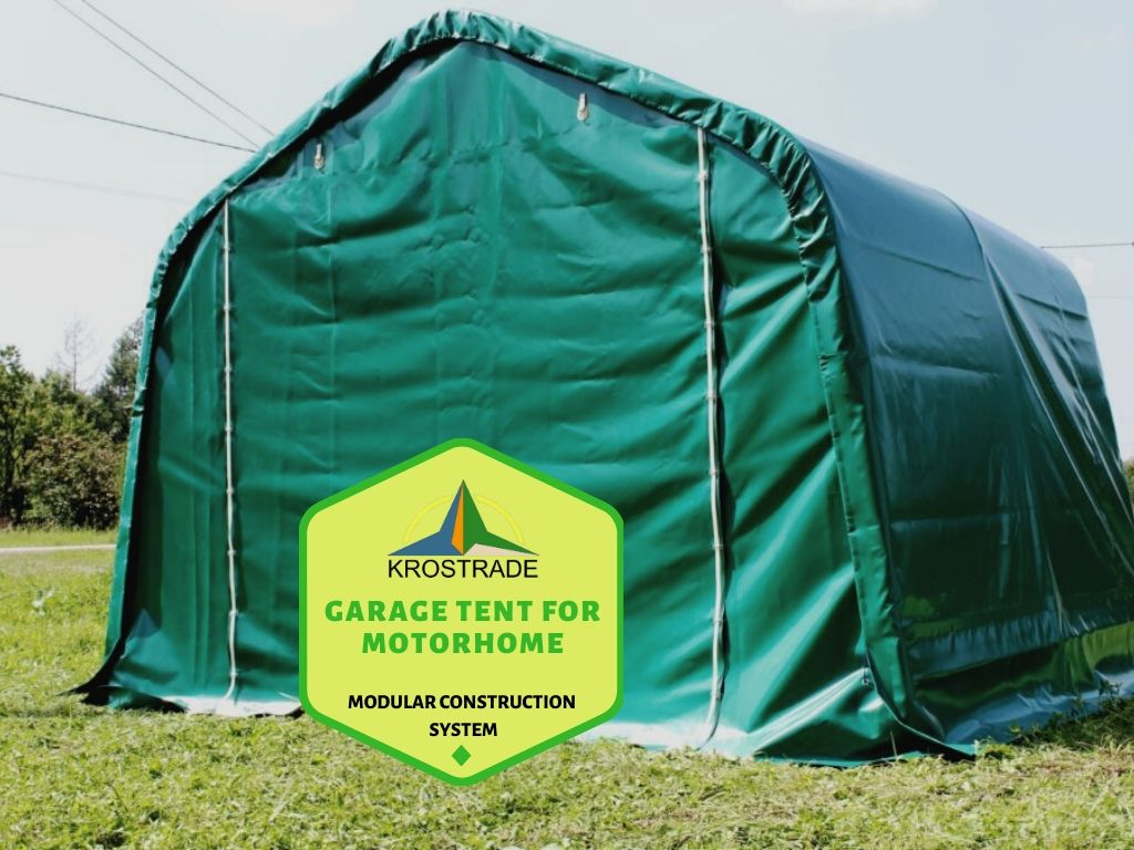 Motorhome Garage Tent For Trailer or RV
