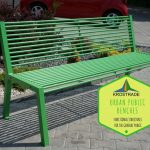 Urban Public Benches