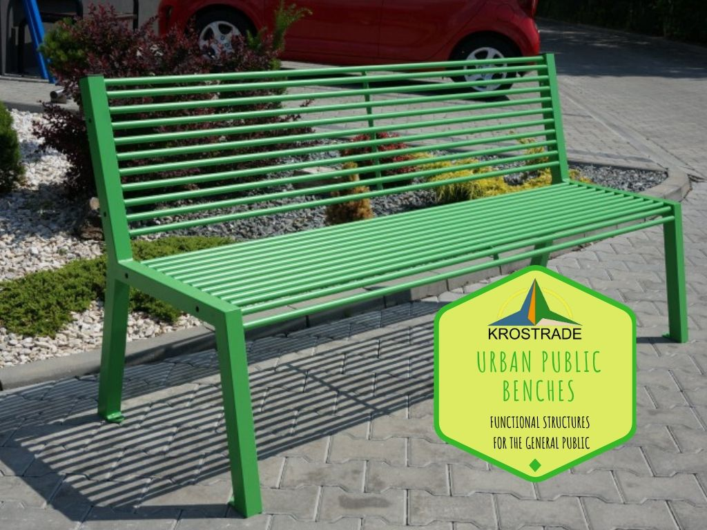 Urban Public Benches - Krostrade