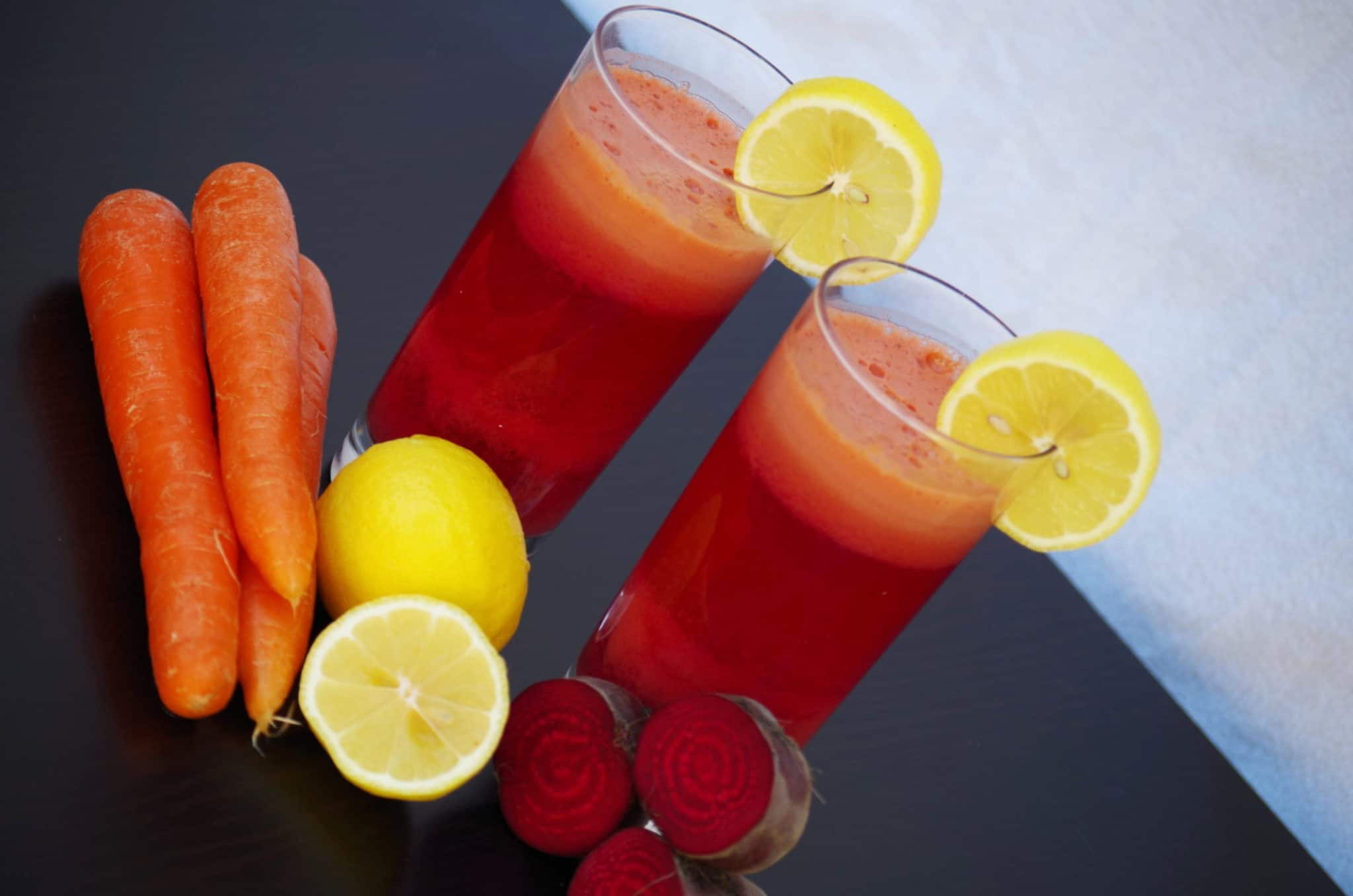 Beet Apple Carrot Lemon Ginger Juice Benefits