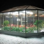 How Much Does It Cost To Get A Greenhouse For Planting Vegetables And Fruits In Winter In The USA