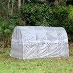 How to Anchor a Greenhouse Tent in Your Yard