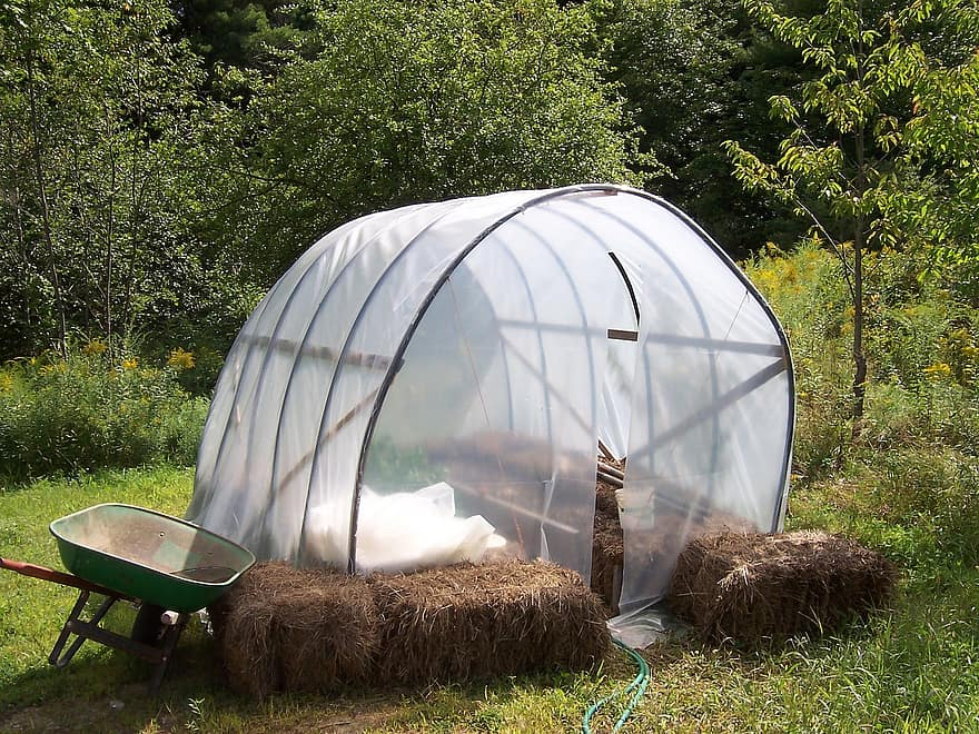 How To Build A Small Walk-In Greenhouse