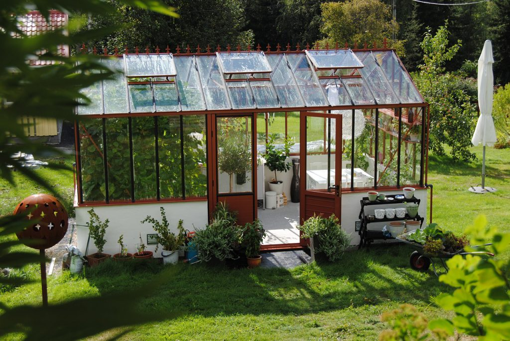 how do I winterize a small greenhouse