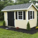 How To Anchor A Shed? Concrete Or Wood? 5 Easy Steps!