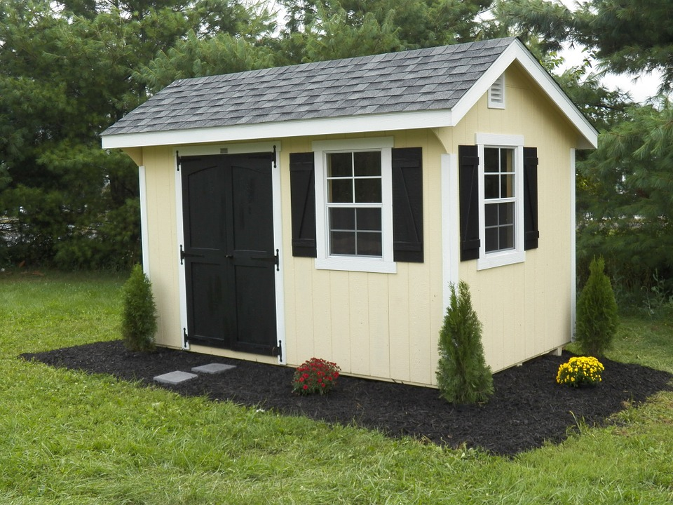 How To Anchor A Shed