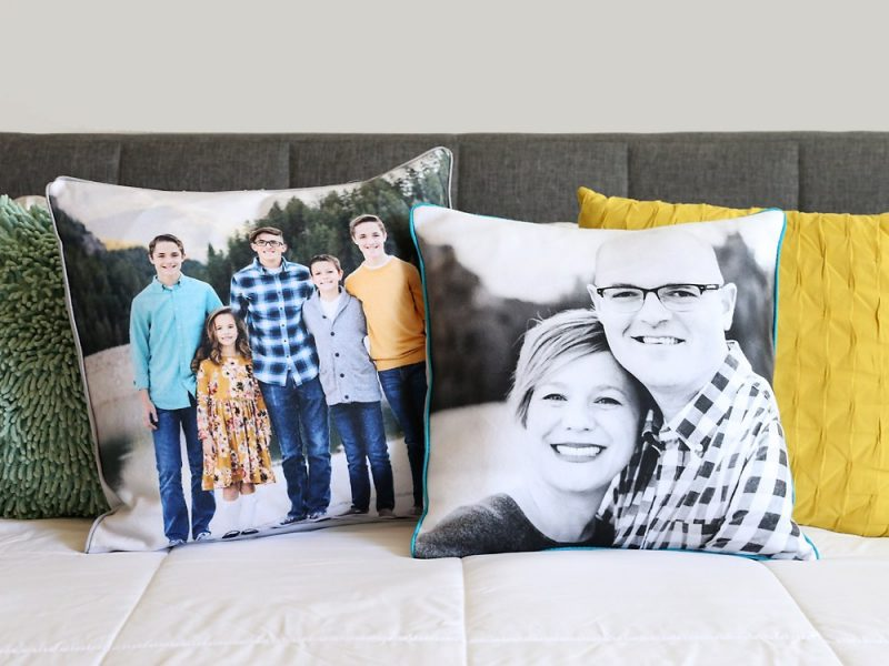 How To Put A Picture On A Pillowcase
