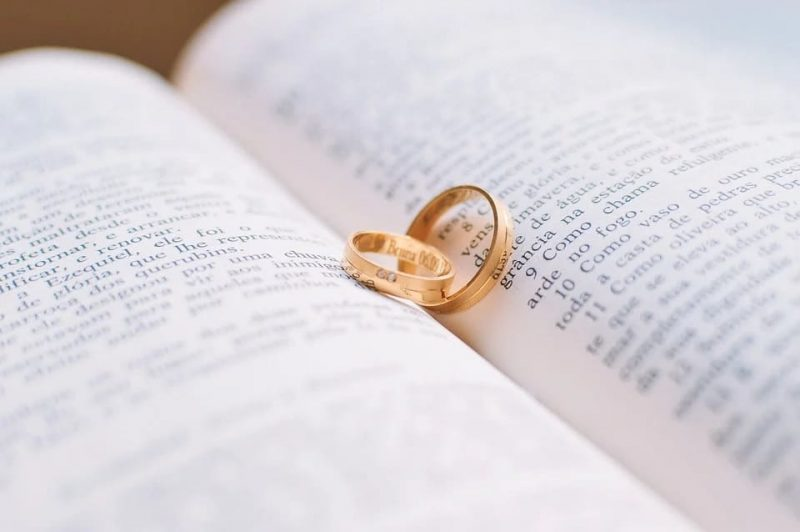 How To Attach Rings To Ring Bearer Pillow