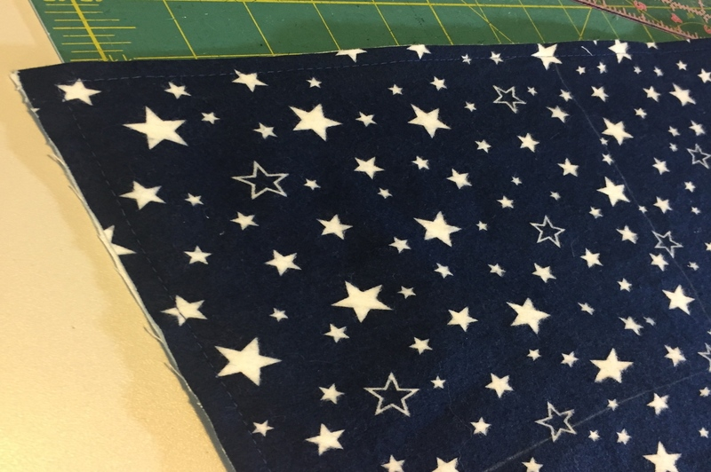 how to make a weighted blanket with glass beads