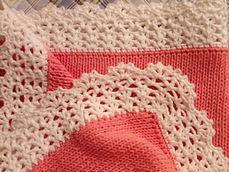 How Big Should A Crochet Baby Blanket Be