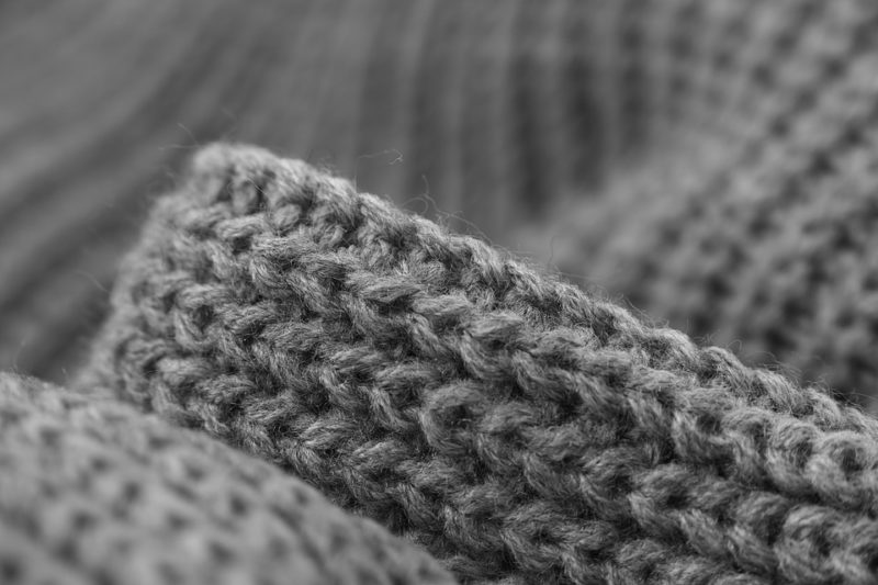 How To Braid A Fleece Blanket