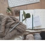 How To Finger Knit A Blanket In 3 Easy Steps