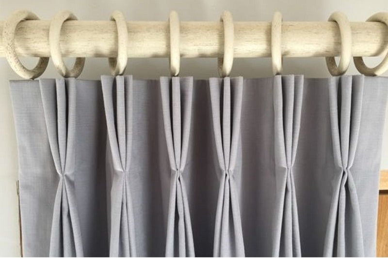 How to sew Pleated Curtains
