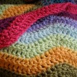 How To Block A Large Crochet Blanket in 3 Simple Methods