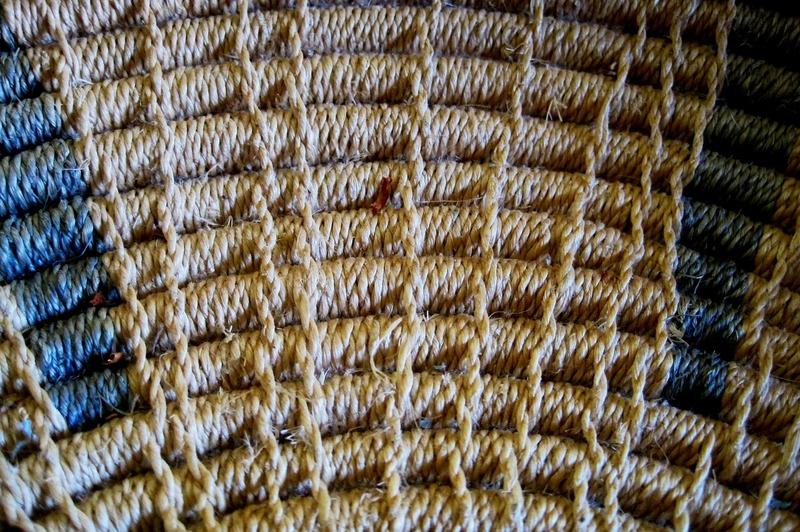 how to crochet a basket weave blanket