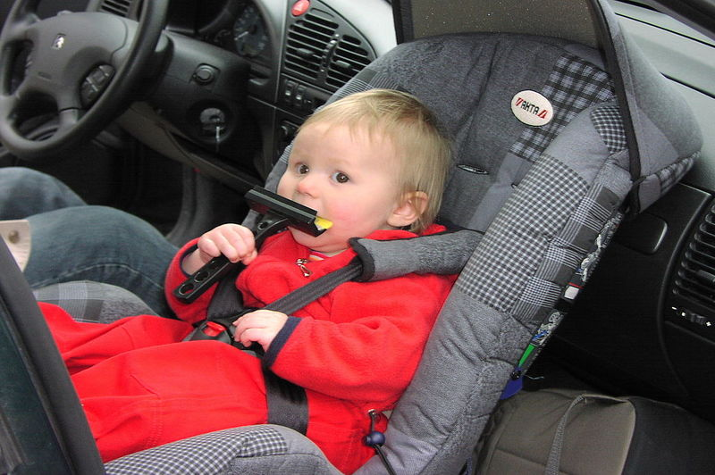 how to make a car seat blanket
