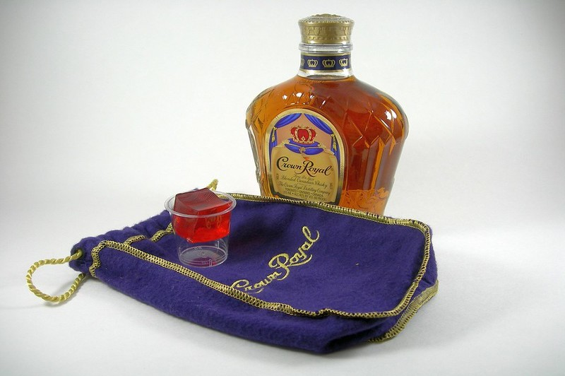 how to make a crown royal blanket