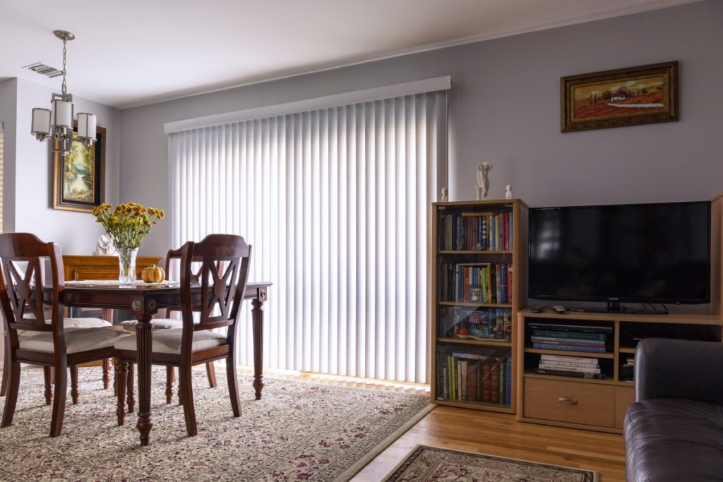 how to hang curtains without damaging walls