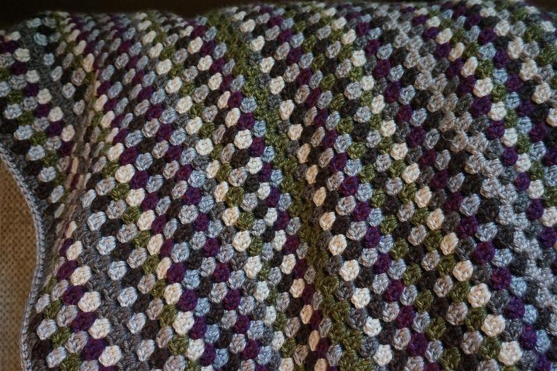 how to wash a yarn blanket