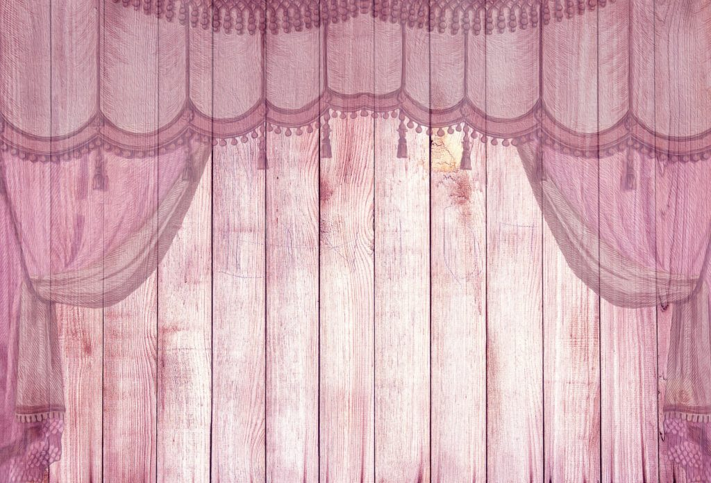 how to use curtains as a room divider