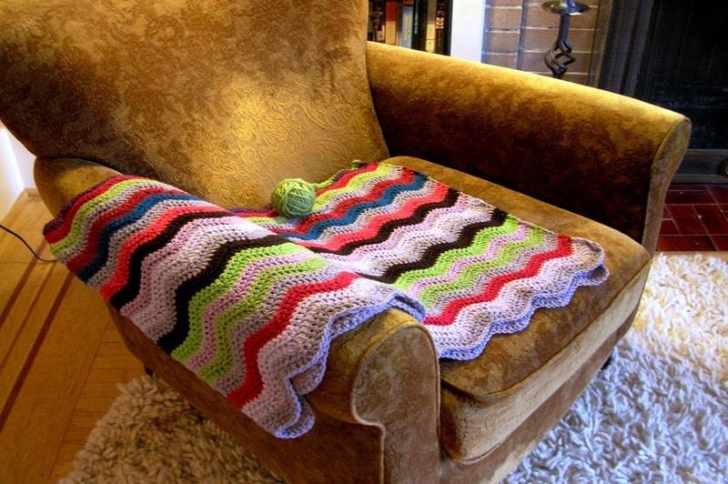 what is an afghan blanket