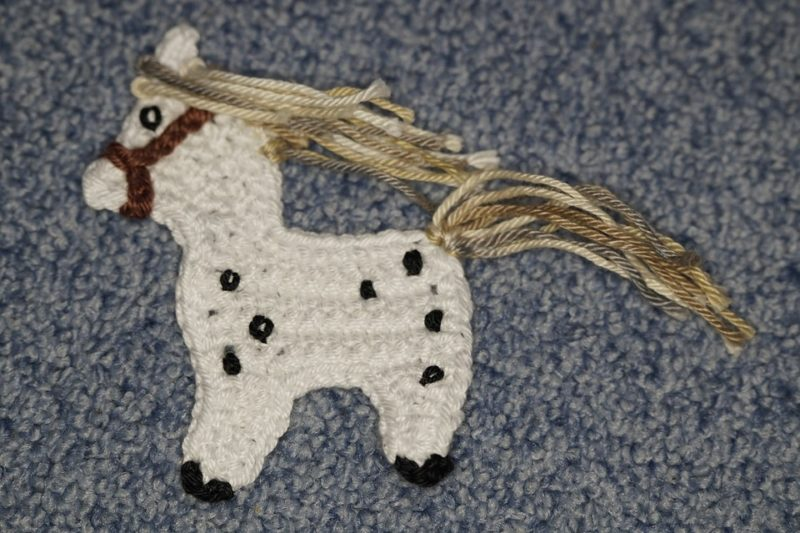 How To Attach Crochet Applique To Crochet Blanket