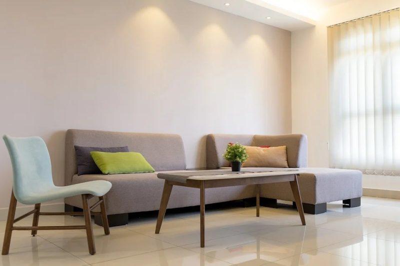 How To Take Apart A Sofa