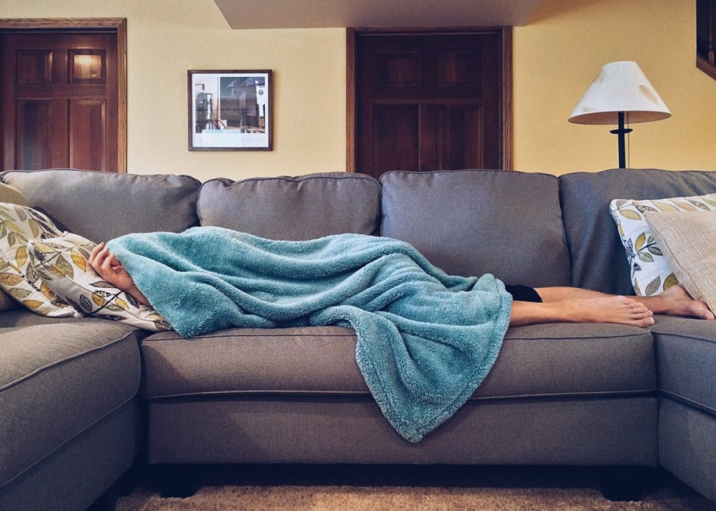 How to make a sofa bed comfortable