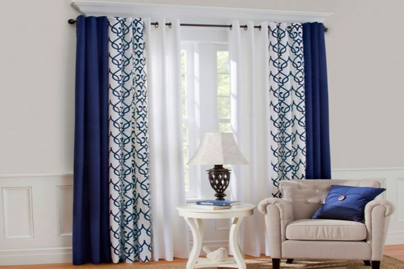 how to pick curtains for living room