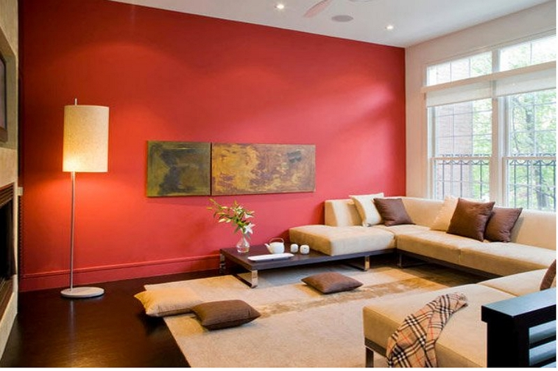 what color curtains go with burgundy walls