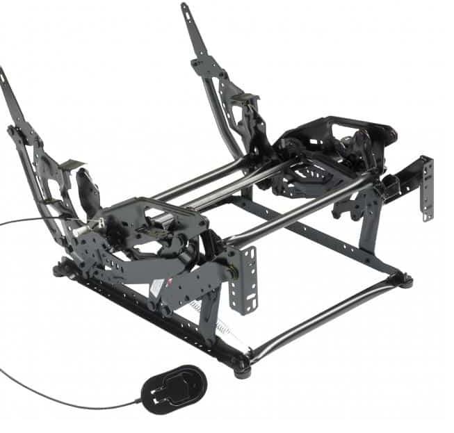 how to repair a lazy boy recliner mechanism