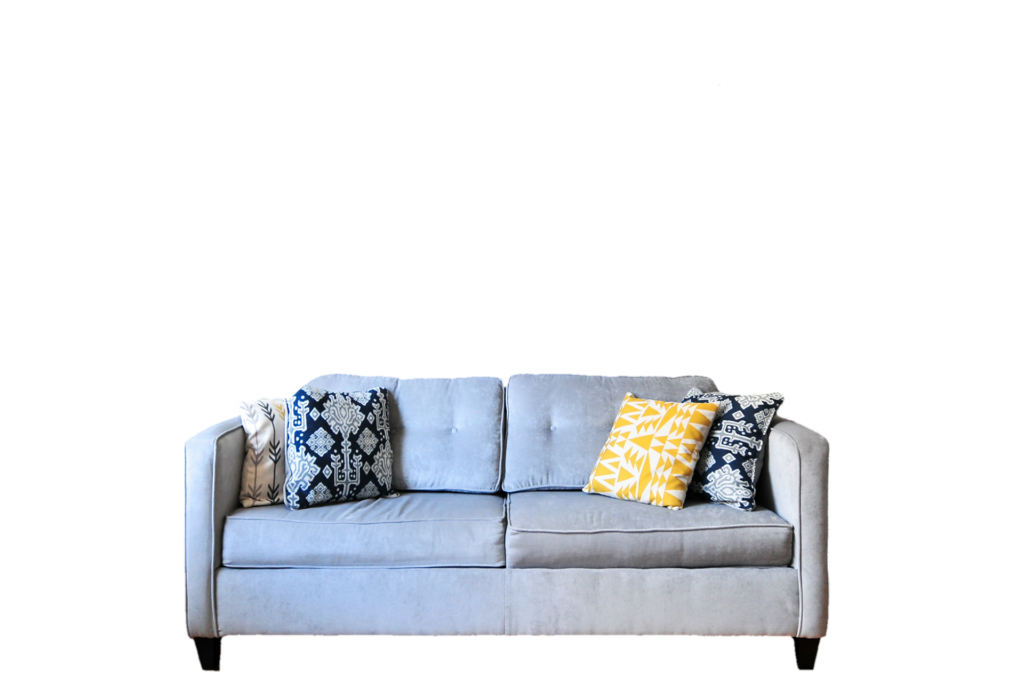 how long is a loveseat