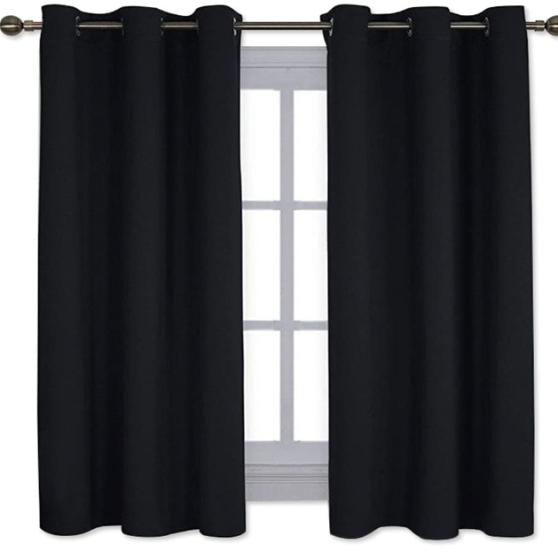 Do you find yourself being woken up in the middle of the night by light from your neighbor's house? It can be frustrating, but fortunately, there is a simple solution. Blackout curtains are an inexpensive way to make sure that unwanted light never enters your bedroom again. Here we will discuss how to make regular curtains blackout.