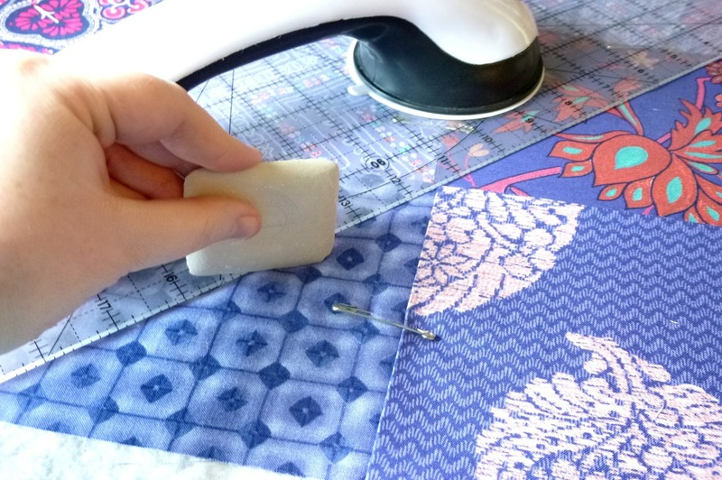 how to attach blanket binding to a quilt