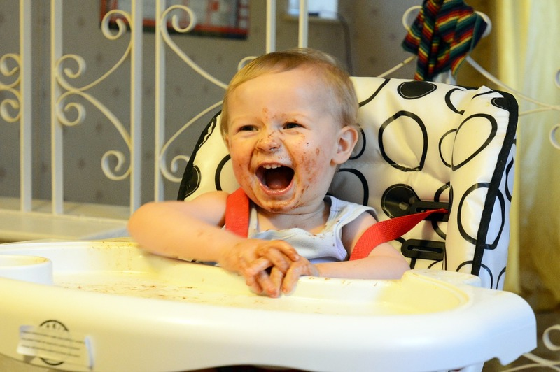 how to fold cosco high chair