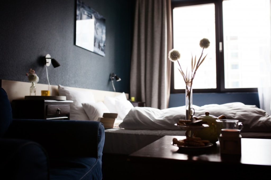 how to make a bed hotel style
