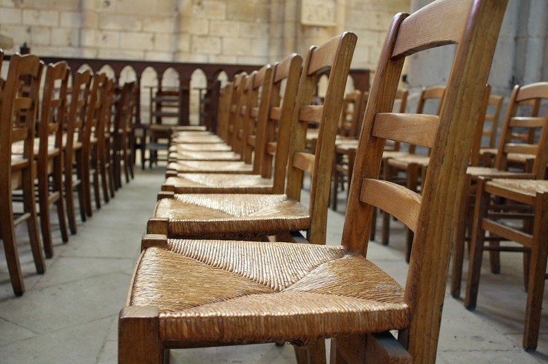 how to weave a chair seat