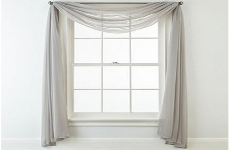 How to Drape Your Curtains
