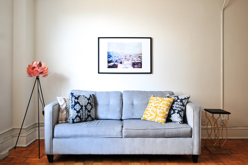 how to reupholster a loveseat