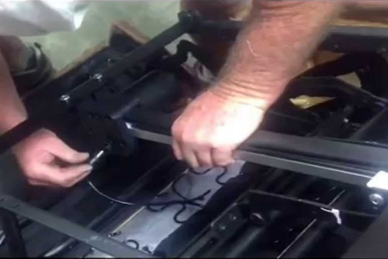 how to tighten a loose recliner