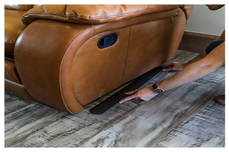 Recliner from sliding on Hardwood Floors