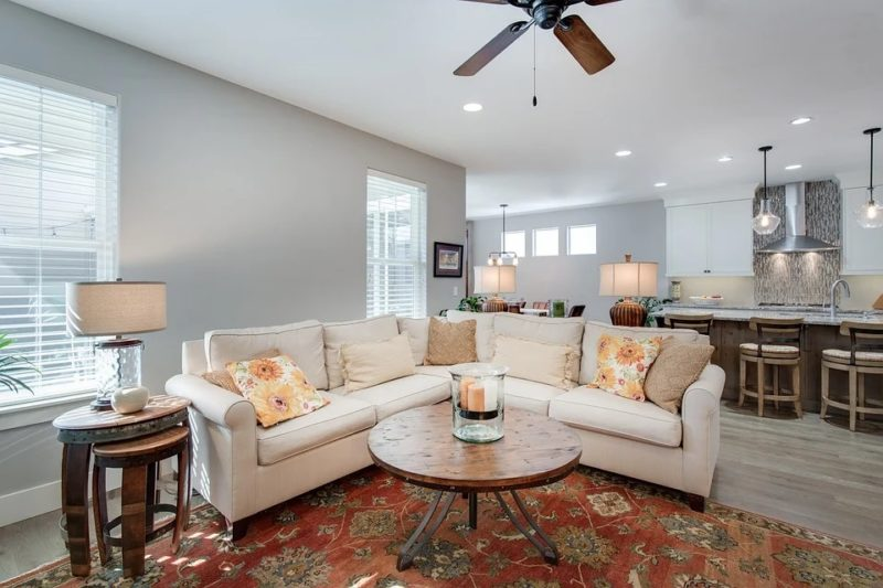 How To Arrange A Sectional Sofa In A Small Room