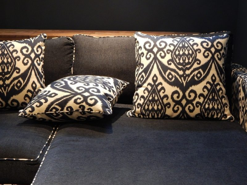 How To Keep Sofa Cushions In Place