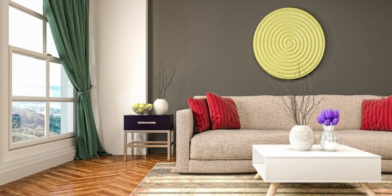 How To Make An Old Sofa Look Modern