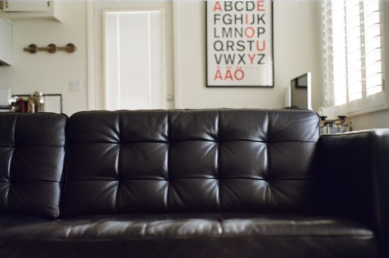 How To Stop Cushions Slipping On Leather Sofa