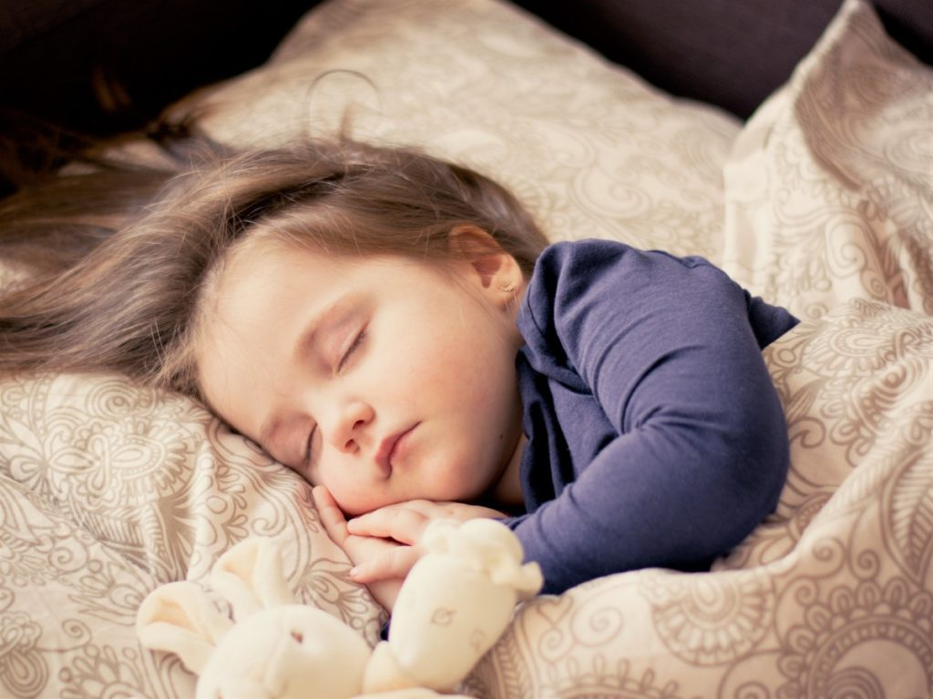 How to get a child to sleep in own bed